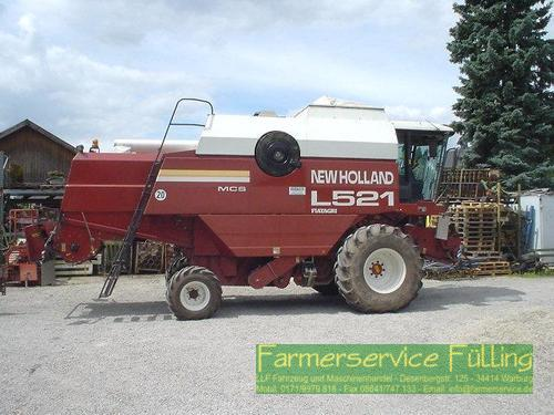 New Holland L 521 Year of Build 1998 Warburg / Daseburg