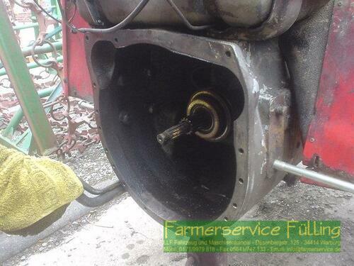 Massey Ferguson MF254 Allradgetriebe komplett, 4500 BST