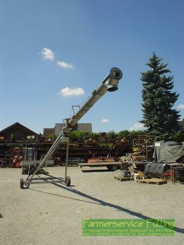 Neuero Getreideschnecke, 12 M, Neigung Verstellbar Warburg / Daseburg