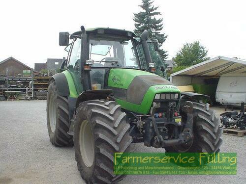 Deutz-Fahr TTV 1160, 160PS Vario, 12800 Std, 4xDW Steuerg., Vollausstat