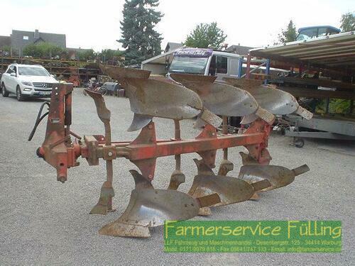 Landsberg 3Schar mit Stützrädern, hydr. Drehung