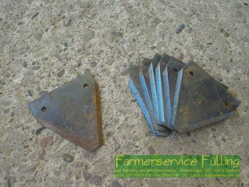 Schneidwerksklingen, ohne Zahnung, Bohrung 5,5 cm, Preis fü