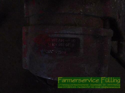 Case IH Lichtmaschine für 6-Zylinder-Motor IHC 431