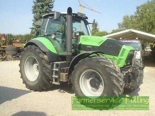 Deutz-Fahr TTV 630, BJ 2011, 4980 Bst., DL, FH, Konsolen