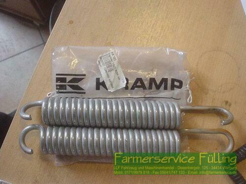 Amazone Zugfedern für Amazone Düngerstreuer ZA-Serie (Kramp HA 131