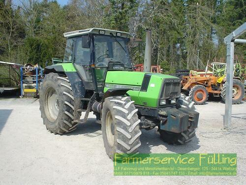 Deutz-Fahr DX 6.61 Agrostar, EZ 08.91, 40 km/h, 7590 BST, DL