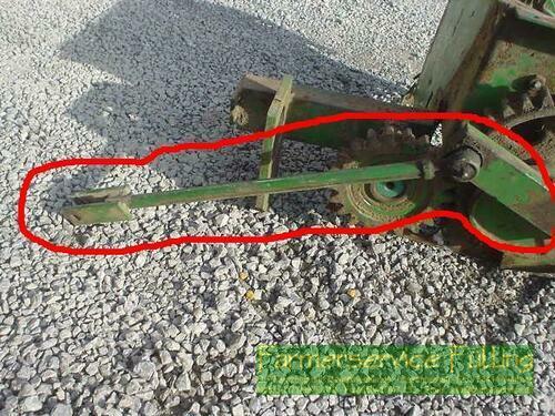 John Deere 336 Nadelhubarm mit Pleuelstange
