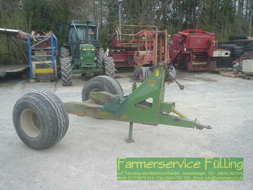 Amazone Fr 2000 Fahrgestell Für Düngerstreuer Warburg / Daseburg