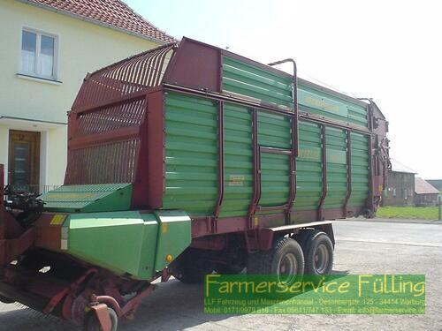 Strautmann Vitesse 260 DO, BJ 2002, el. Steuerg., Dosierwalzen, Holzbod