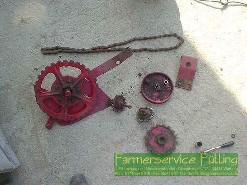 Case IH IHC 431/321 Kettenräder und Kette Schneidwerk