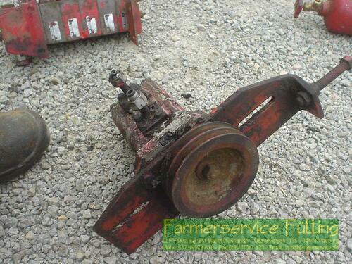 Case IH Ihc 431/321 Hydr. Pumpe Warburg / Daseburg