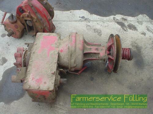 Case IH Ihc 431/321 Getriebe Mit Variator Warburg / Daseburg
