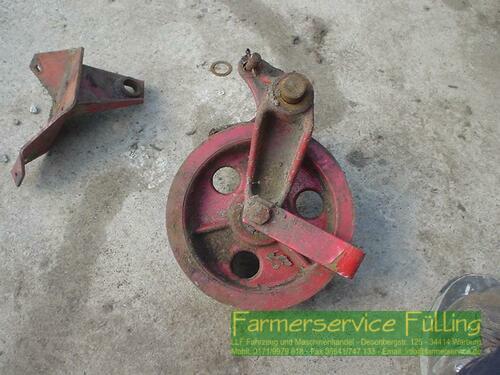 Case IH IHC 431/321 Spannrolle