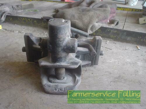 Rockinger Anhängemaul, Typ 860D01, 2000 kg
