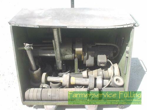 Bremstrommelabdrehgerät Duplex 600
