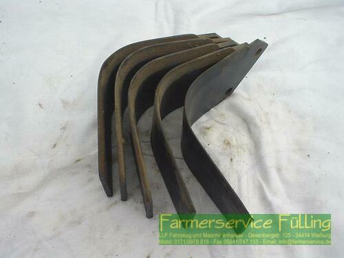 Kuhn Fräsmesser, Winkelmesser rechts, Preis für 5 Stück 15 Eur
