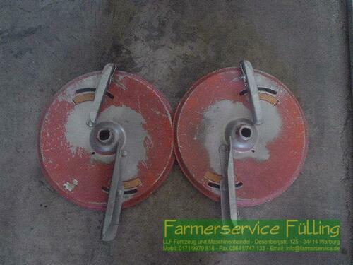 Amazone 1 Paar Streuscheiben ZAM, 10-18m
