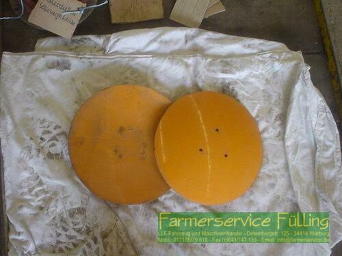 Amazone Teller Spuranreißer, 2 Stück