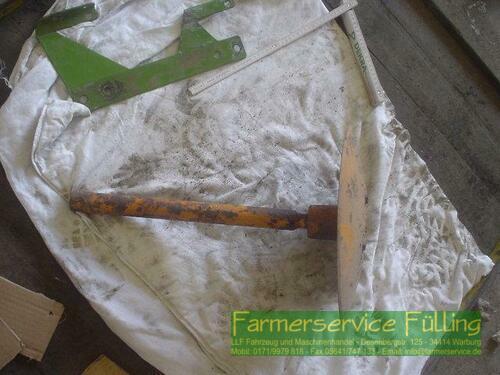 Amazone Spuranreißer D7