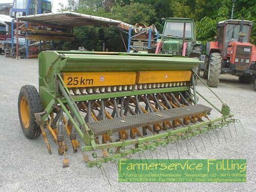 Amazone D7 SUPER S, 3m, Hydr. FG-Schaltung
