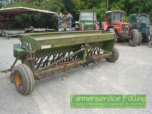 Amazone D7 Typ 40 mit D8-Getriebe, 4m AB, Saatkastenerhöhung,