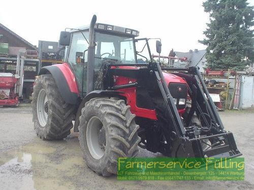 Traktor Massey Ferguson - 8220, 40 km/h, FL, FH, Klima