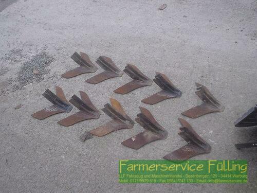 Köckerling Flügelschare, 10 X