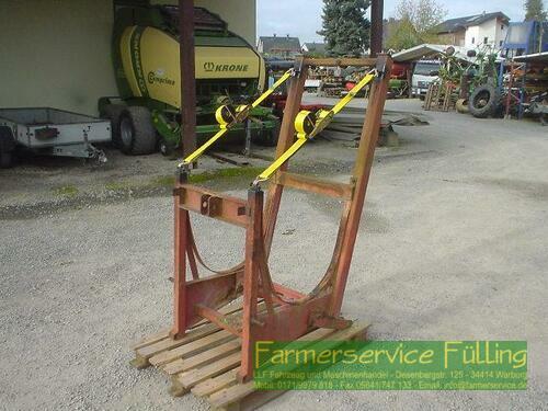 Meterholz-Transportvorrichtung Für 3-Punkt-Anbau Warburg / Daseburg