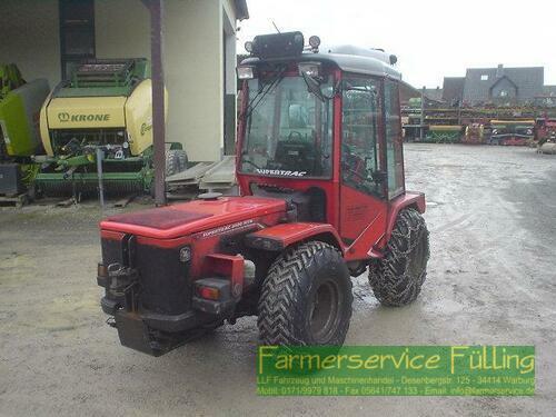 Carraro 8400 HTM, Drehsitz, Klima, 75PS, 4x DW, 1060 Bst