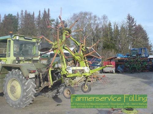 Claas 740 H DEFEKT