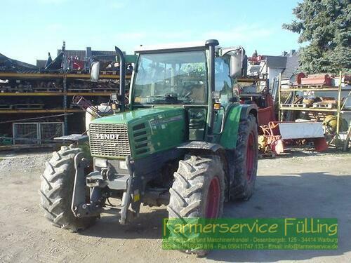 Fendt 308C Farmer Turbomatik, Niedrigkabine, FH, Wendeschaltung