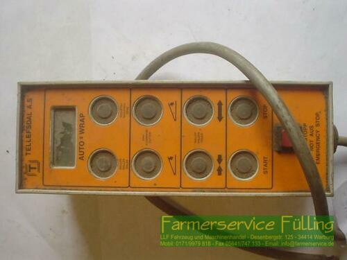 Controlbox Cr 900-2, Bj 1992 Godina proizvodnje 1992 Warburg / Daseburg