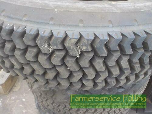 Michelin 9.5r17 5x, Nur 1 X Vorhanden Warburg / Daseburg