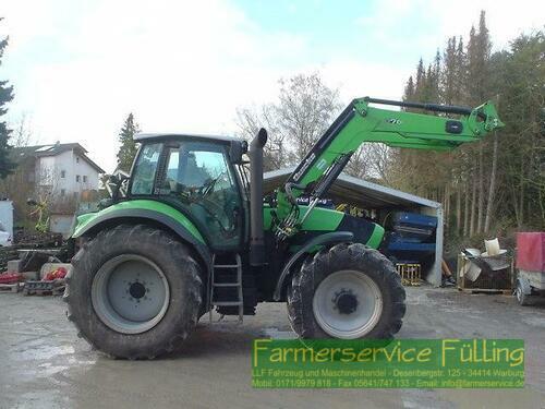 Deutz-Fahr Agrotron M650, Klima, FL, FH, DL, Kriechgänge