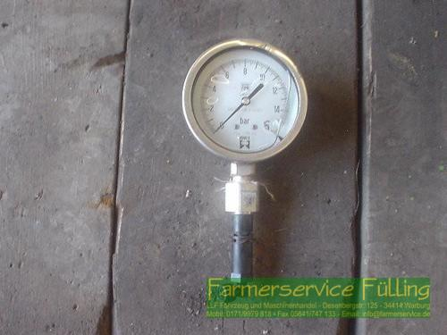 Holder Is 1000 Manometer