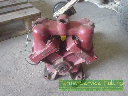 Hardi Pumpe Für 600l Spritze, 111469