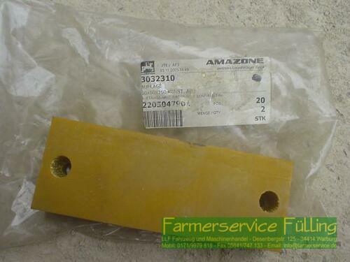 Amazone Auflage Kunststoff 30x60x160 Warburg / Daseburg
