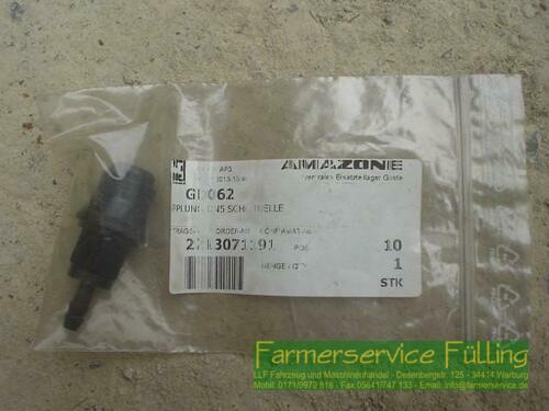 Amazone Kupplung DN5 Schl. Tülle, ET-Nr. GD062