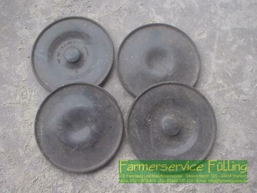 Membrane MB 107-6 A cFw 2, 4 Stück, Preis für alle