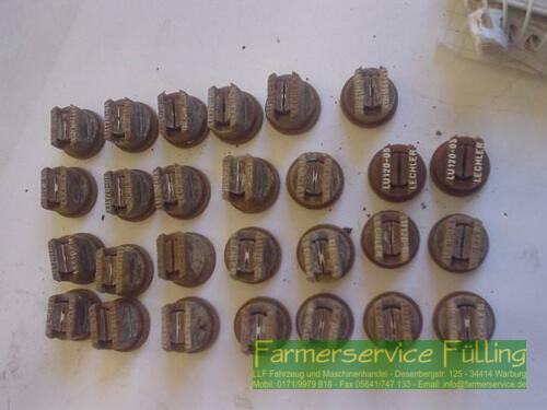 Lechler Düsen LU 120-05 Kunststoff, 27 Stück, Preis für alle