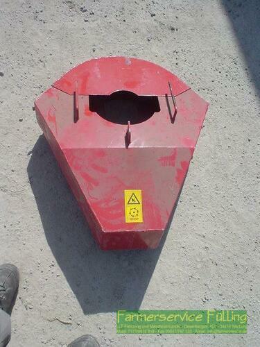 Kverneland Rs-M Kalibrierungsbehälter Für Düngerstreuer
