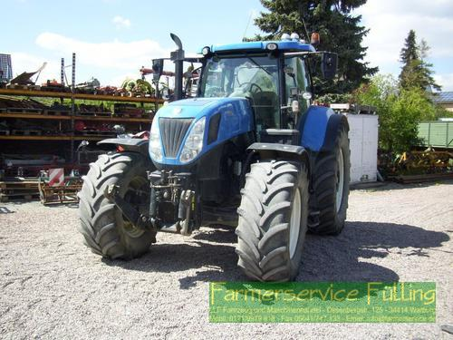 New Holland T7.270 Autocommand, BJ 2012, 9.600 BST, KLIMA