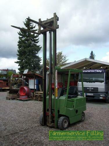 Clark H500-Y30pd, 1,5 T - Dieselstapler Mit Hydr. Seitenschieber, Warburg / Daseburg