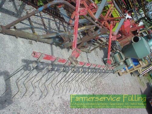 Kverneland Saatstriegel komplett für Accord Drillmaschine
