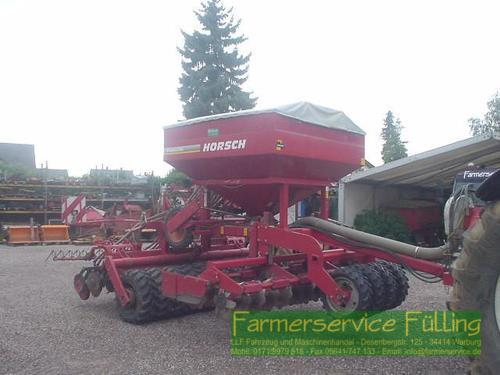 Horsch Pronto 3 As, Bj 2003, 3m Ab, Reifenpacker Hat Luft