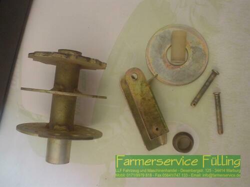Amazone Särad Fahrgassenschaltung 2-3-4-6-Maliger Wechsel