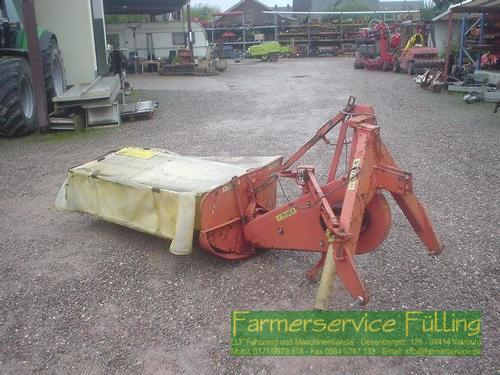 Welger SM 450, ab 25 PS