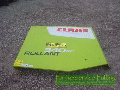 Claas Seitenklappe Rollant 340 RC