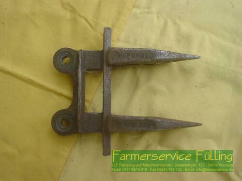 Claas Scheidwerk Doppelfinger, 20 Stück vorhanden, Paketpreis