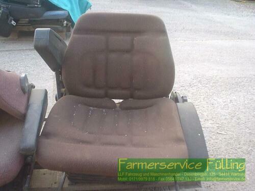 Grammer Sitz Ls95h1/90a Für John Deere Warburg / Daseburg
